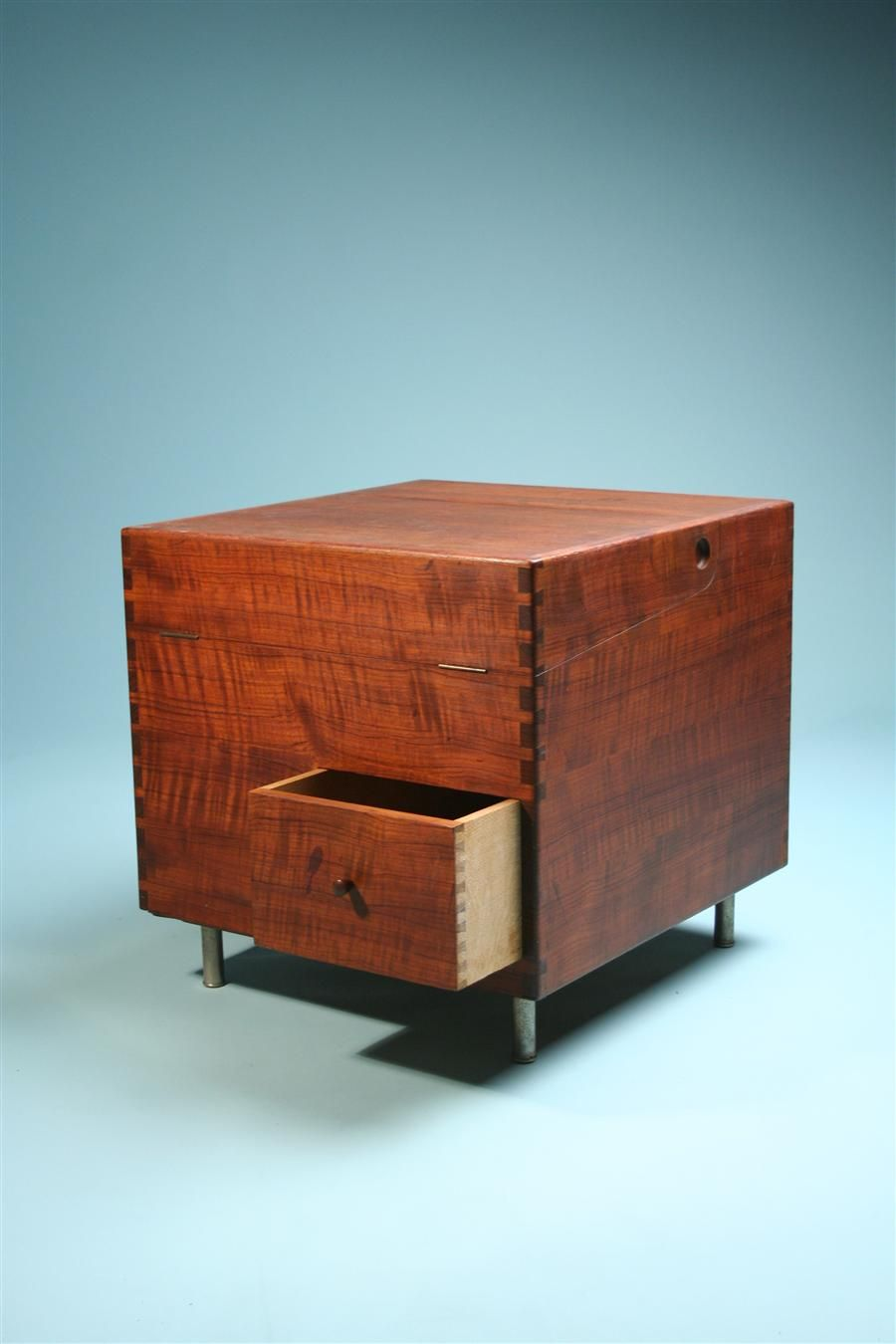 Hans Wegner, Cube Bar for Andreas Tuck, 1950\'s. | Coveted Furniture ...