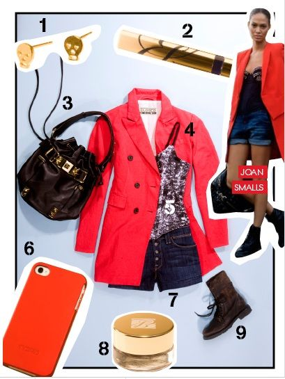 Tangerine... Incipio i-phone 4 case featured in Teen Vouge. Change up your case to match your outfit!