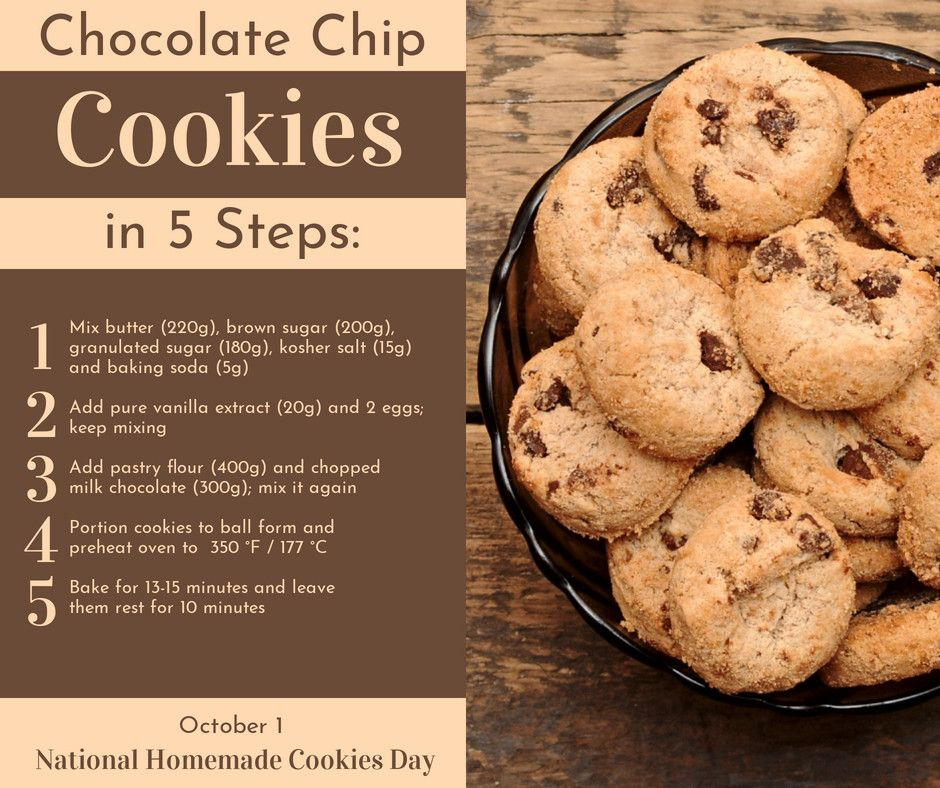 It S National Homemade Cookie Day It S Been Forever Since I Ve