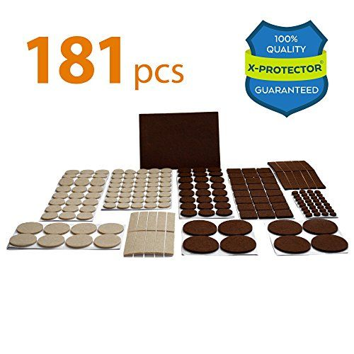 Felt Pads All Sizes Furniture Feet Your Best Wood Floor Protectors Protect Hardwood Flooring With 100 Satisfaction