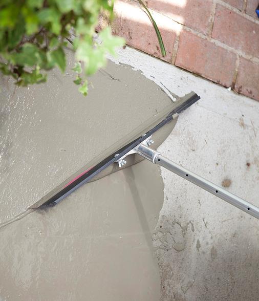 Make Old Concrete Surfaces Look New Again! Sakrete Flo Coat Is A Highly  Flowable