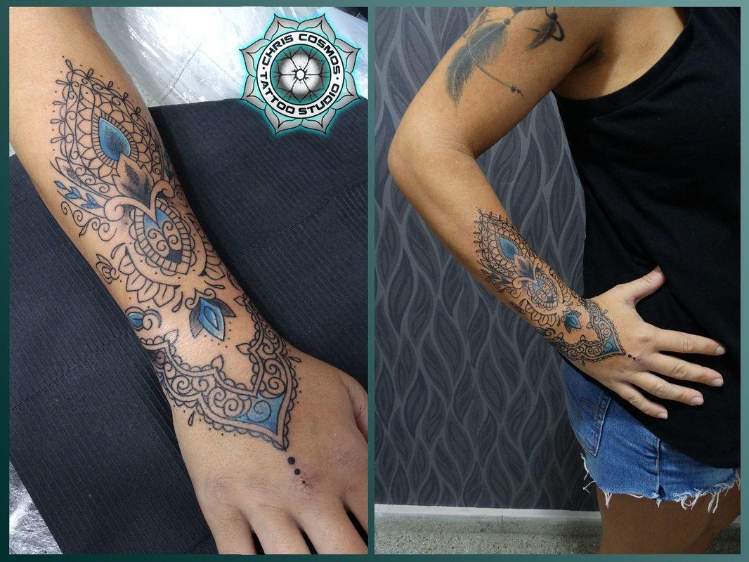 Photo Gallery Chris Cosmos Tattoo Studio Limassol Cyprus Tattoos Cosmos Tattoo Mandala Tattoo
