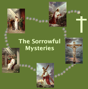 3rd Sorrowful Mystery - The Crowning with Thorns | Holy- the ...