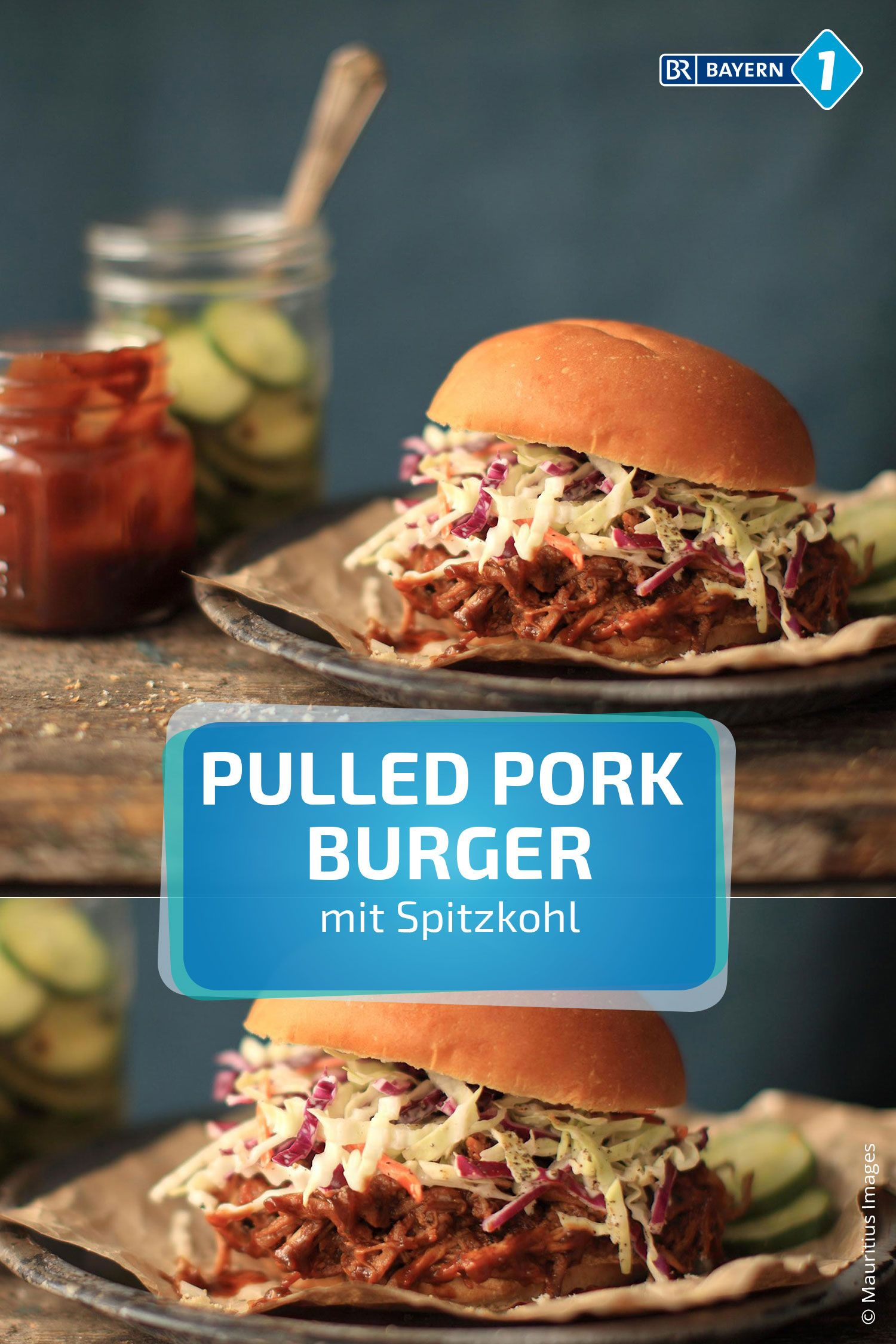 Weihnachtsmenü Alexander Herrmann.Pulled Pork Rezept Für Schweinebraten Burger Bunte Rezepte Im