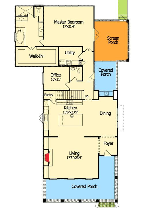 Pin By Holly Bates On Tnd Homes Southern House Plans Luxury House Plans House Plans