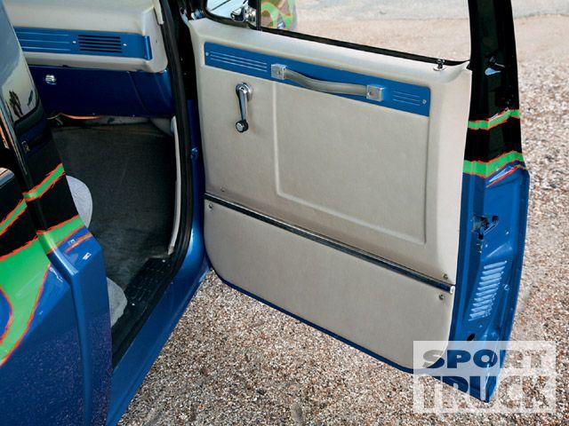 1984 Chevrolet C10 Custom Door Panels Photo 5 Custom Door Chevy C10 Chevy