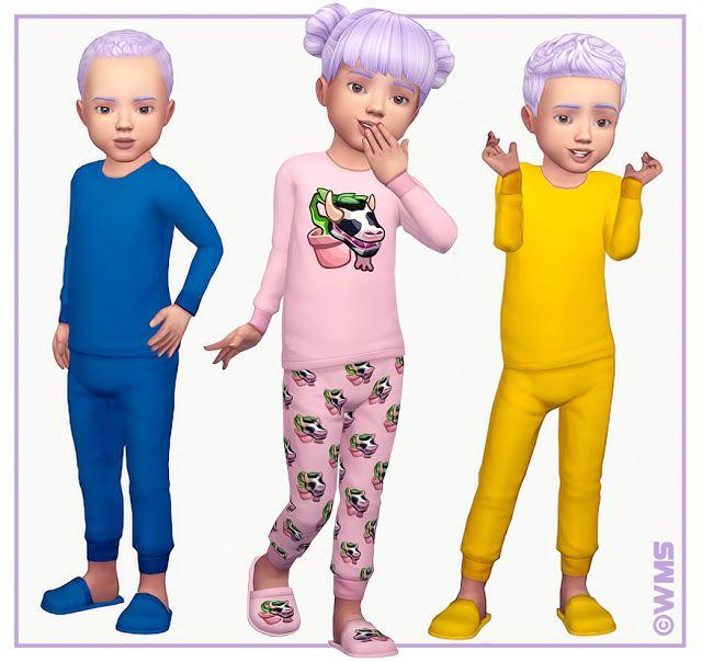 Toddler PJ Set (Top dfdfaaa7a