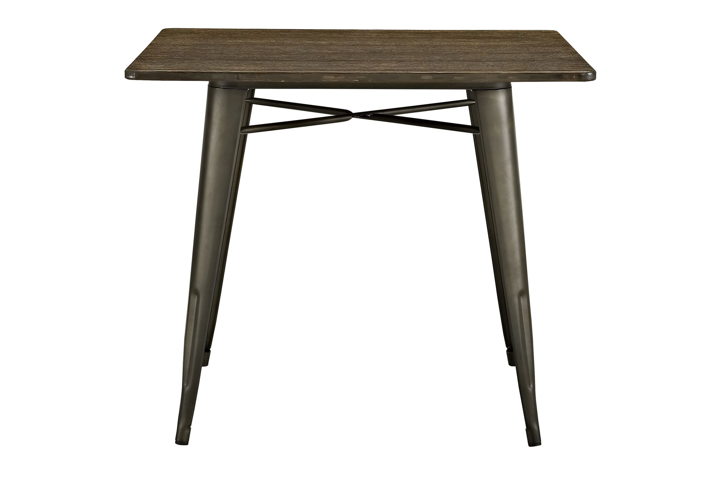 Alacrity 36 Square Wood Dining Table By Modway In 2020 Square