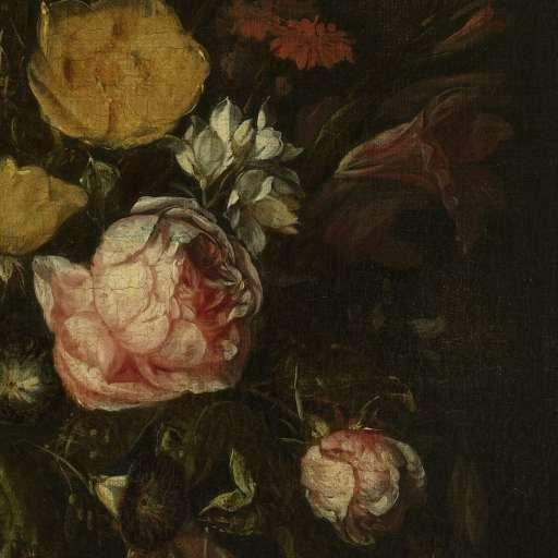 Stilleven met bloemen, Abraham Hendricksz. van Beyeren, 1650 - 1670 - tulp-Verzameld werk van Marlene - Alle Rijksstudio's - Rijksstudio - Rijksmuseum