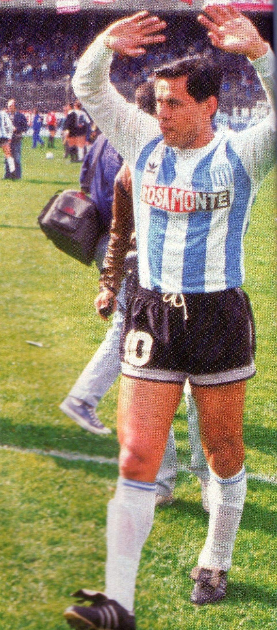 Rubén Paz, Uruguayo, cumpleaños, Racing, ídolo, ¡Uruguayo, uruguayo, uruguayo!