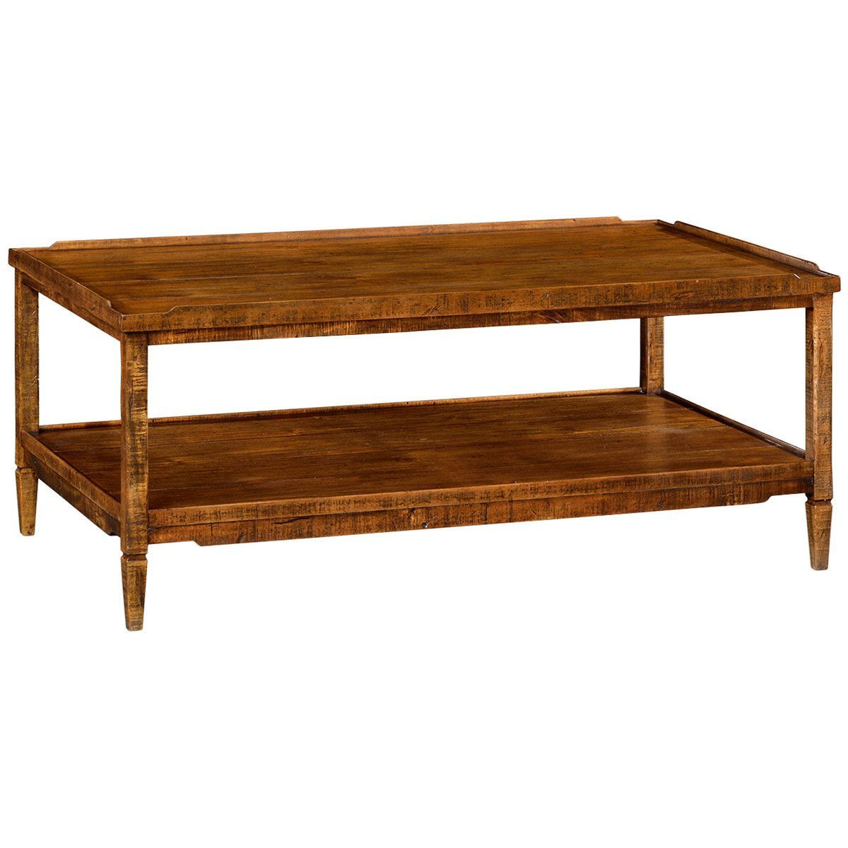 - Jonathan Charles Country Style Coffee Table Coffee Table