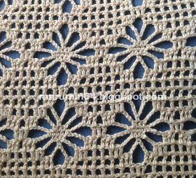 Marumin Crochet: SALIDA DE BAÑO - BEACH COVER UP