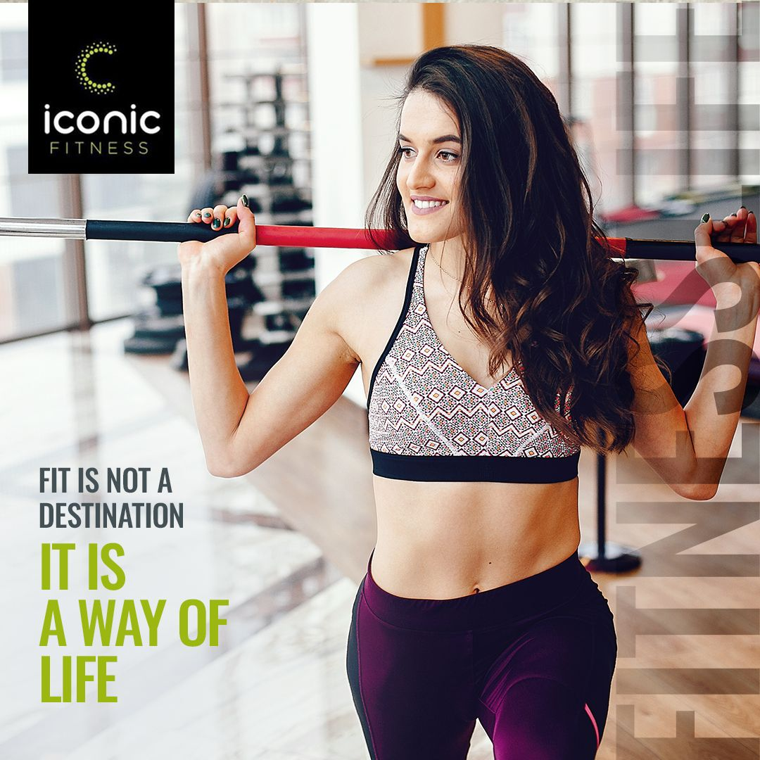 Fit is Not A Destination, It is A Way Of Life. is not some pit stop where you end your It is a continuous process to live a and a better life. Join to embark on this journey.