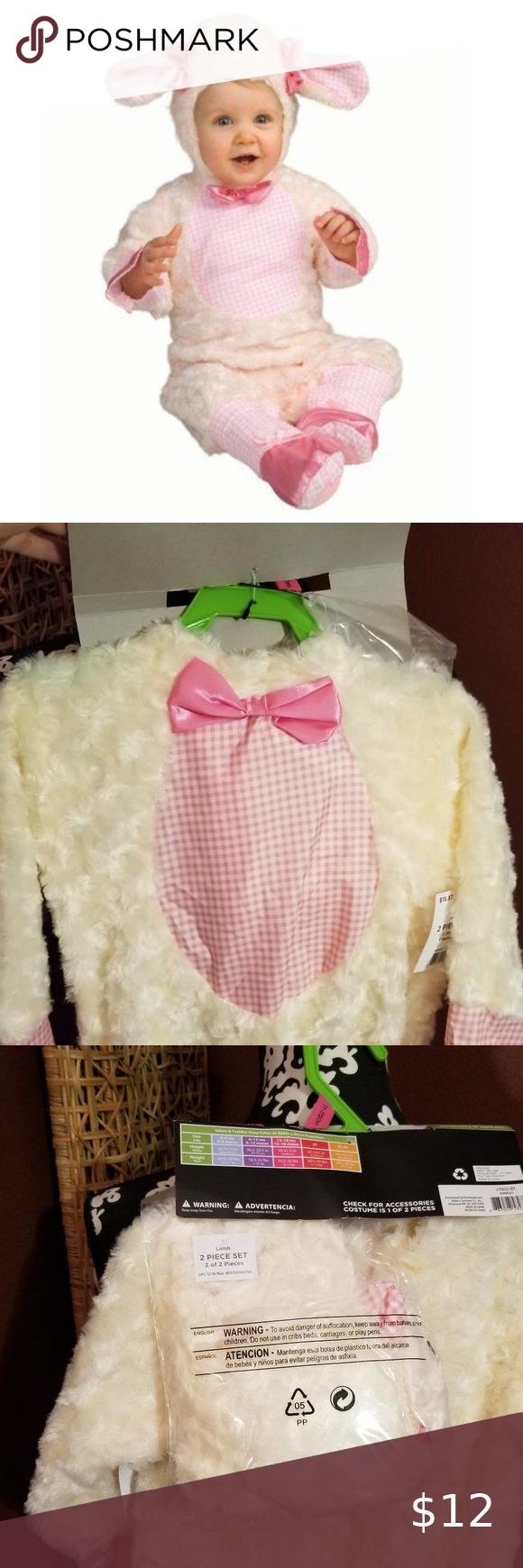 Ark Halloween 2020 12 18mo Noah's Ark Little Lamb Costume NWT in 2020   Lamb costume