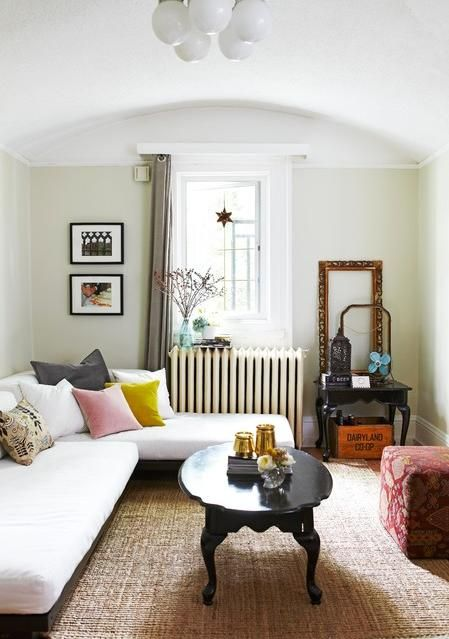 Living Room Design Ideas Benjamin Moore: Covet Garden Home, Photographed By Valerie Wilcox. Paint
