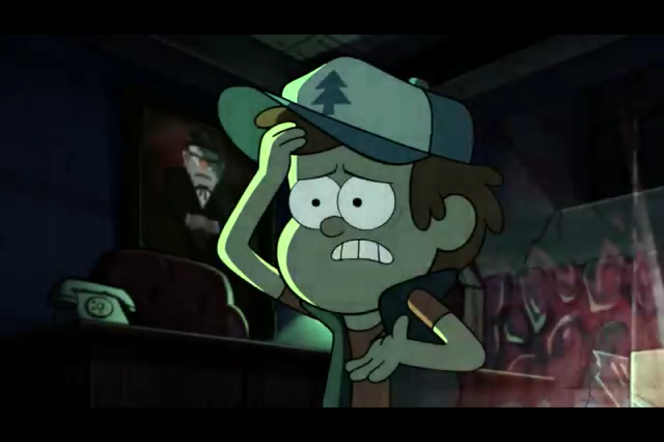 Not What He Seems Gravity Falls Disney Shows Mystery Of Gravity Falls