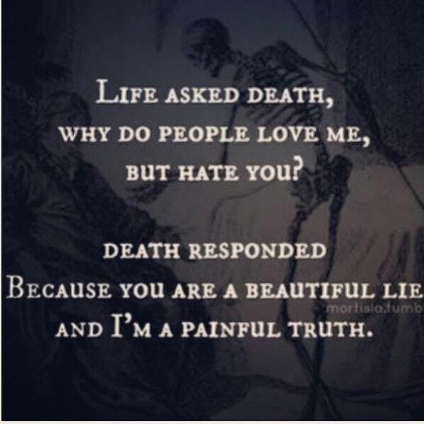 Inspirational Death Quotes | Inspirational Death Dark Quotes Www Bilderbeste Com
