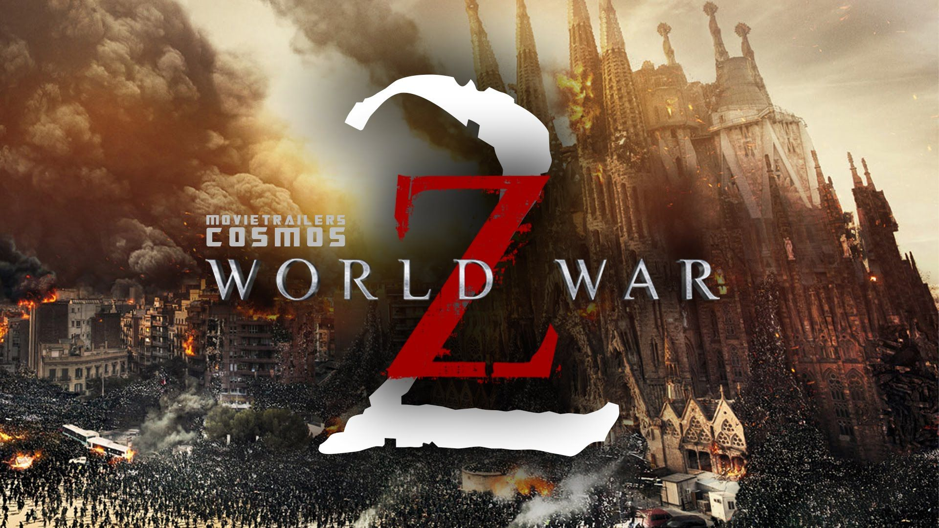 Image result for world was z 2