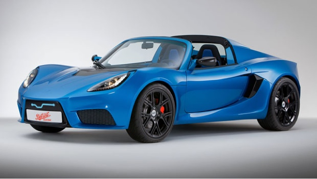 Detroit Electric Sp 01 Sports Car Sports Cars Luxury Electric Cars