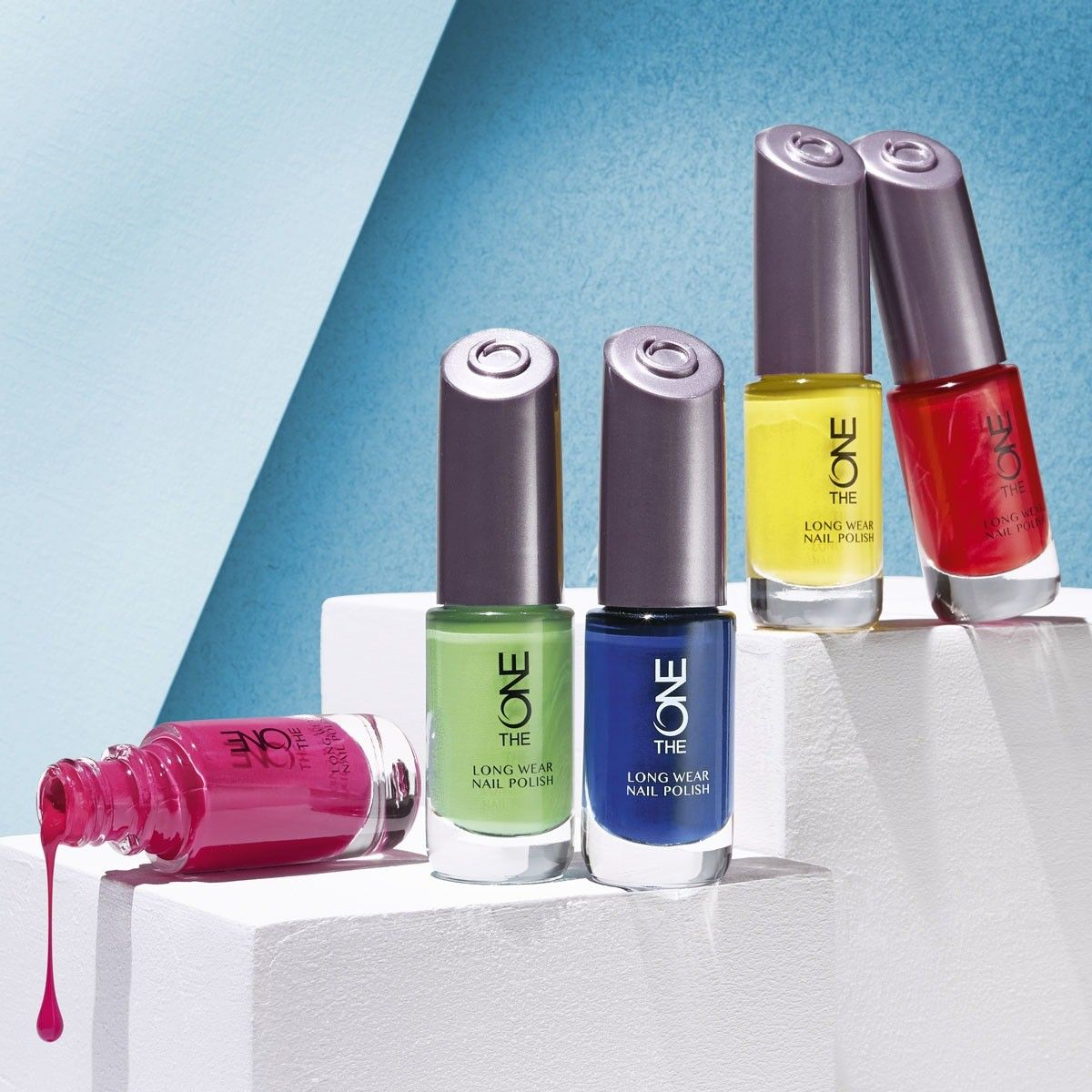 Longlasting high coverage nail polish in the latest