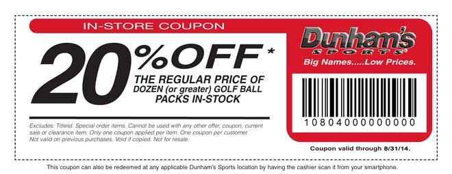 image about Dunhams Coupons Printable identify Dunhams Sporting activities In just-Retailer Coupon Initiatives in the direction of Check out Dunham