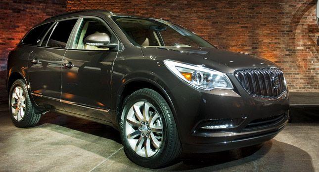Los Mejores Autos Buick Enclace 2013 Buick Buick Enclave Used Cars