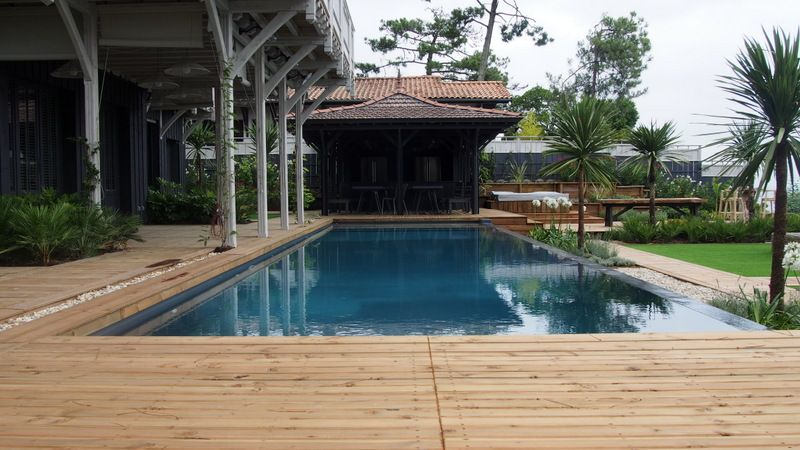 Villa Cap ferret Holiday house Pinterest Olympus digital - location maison cap ferret avec piscine