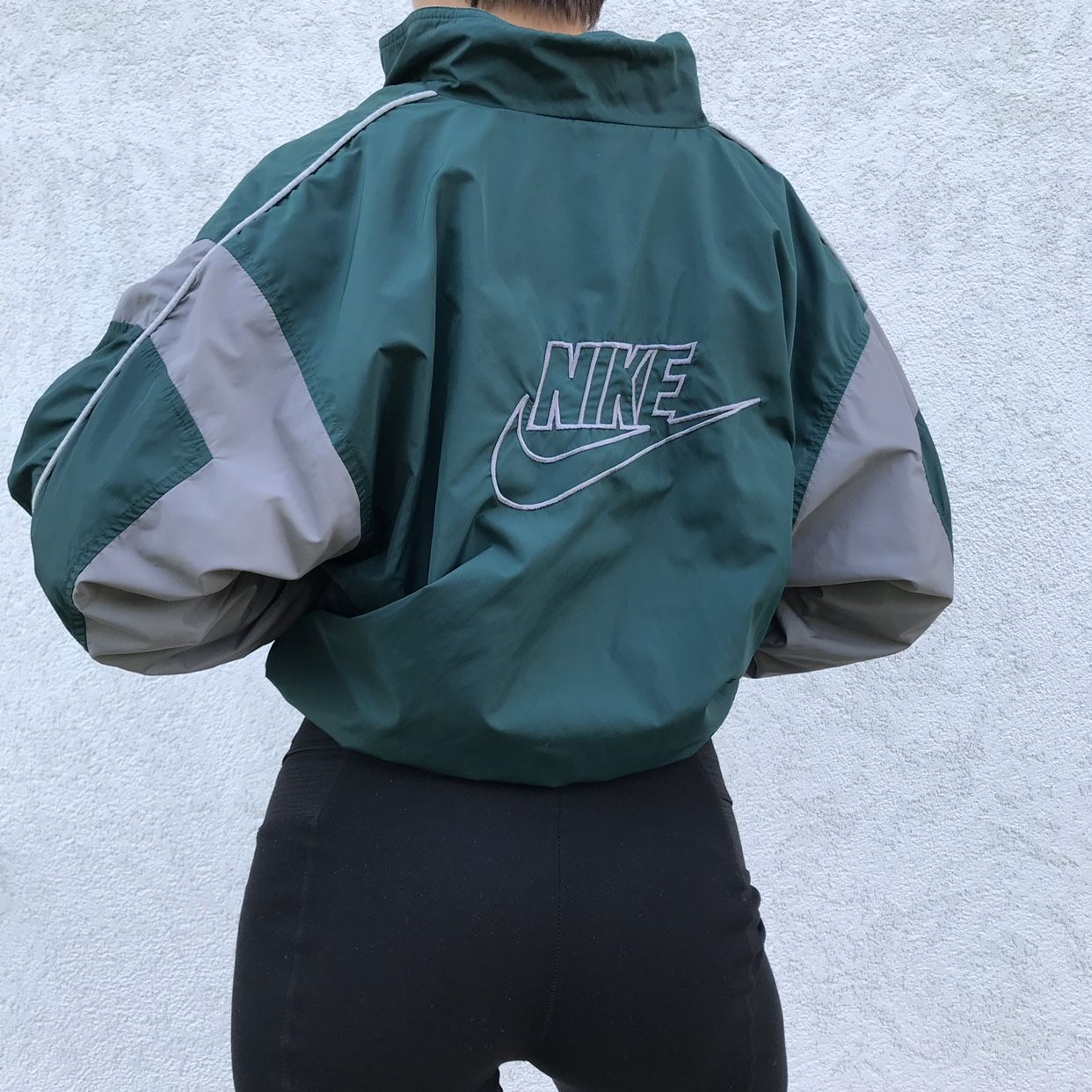 Predownload: Fresh Vintage Nike Reversible Jacket Rare Depop Sporty Outfits Retro Outfits Cute Casual Outfits [ 1242 x 1242 Pixel ]