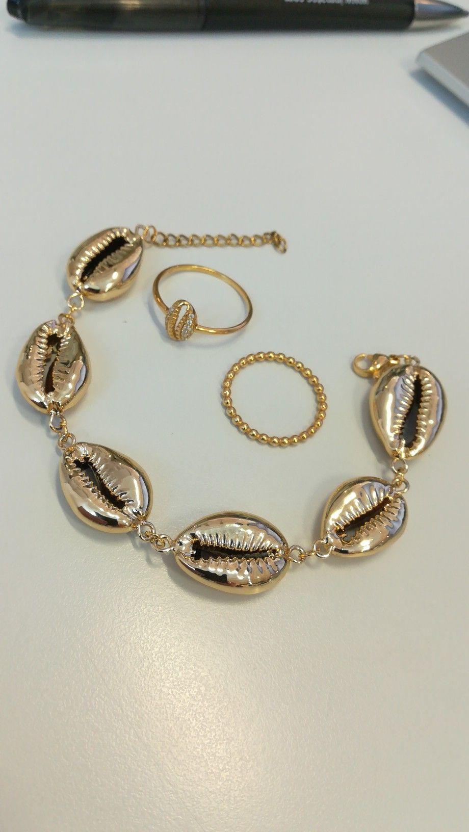 Shell jewellery #nurage