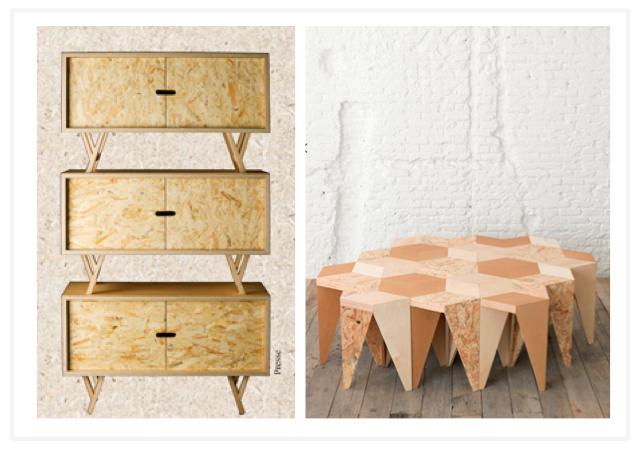 mobilier osb et batipin street pinterest osb mobilier et am nagement int rieur. Black Bedroom Furniture Sets. Home Design Ideas
