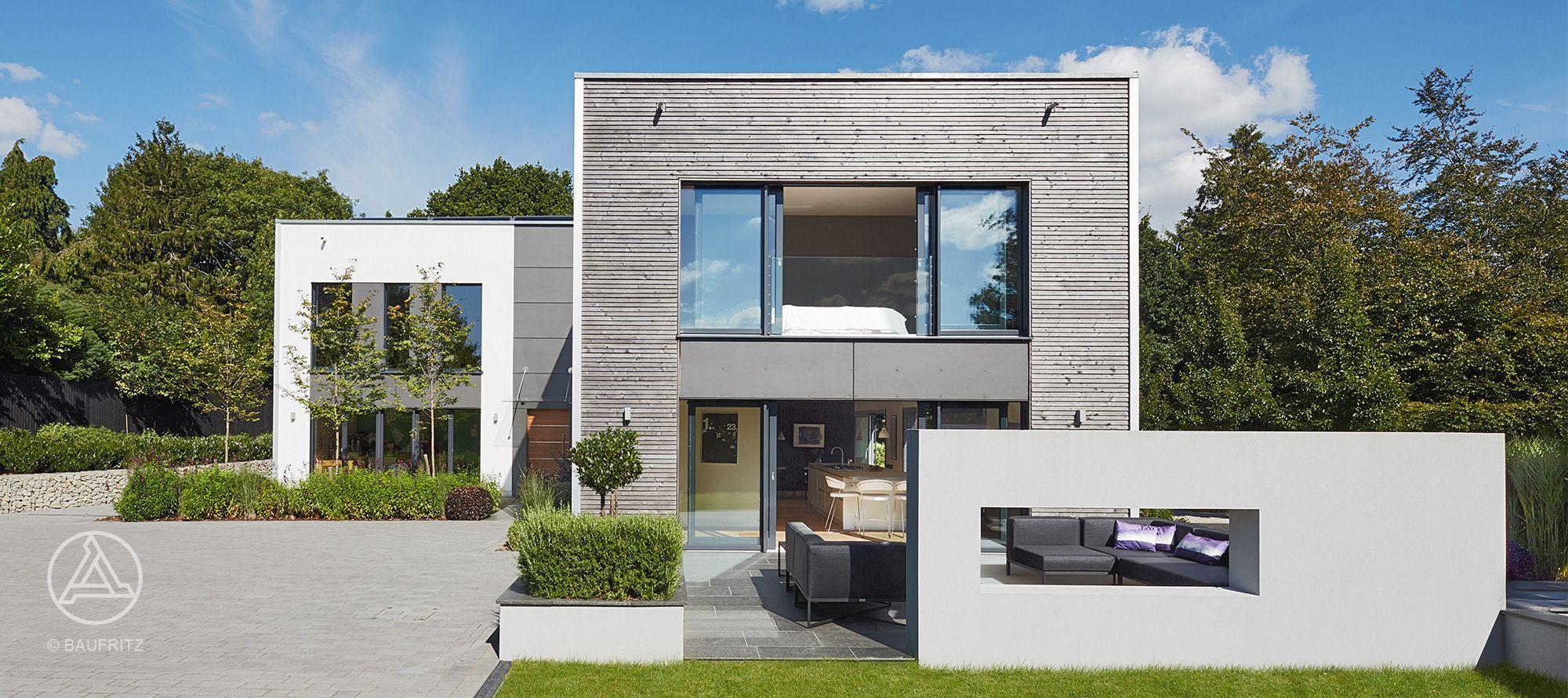 Flat Pack Homes Timber Framed Prefab Houses Baufritz Uk