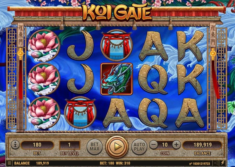 Slot Koi Gate Permainan Kartu Kartu Indonesia