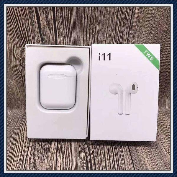 d46948b9a6a Original i11 Air pods 1:1 TWS Wireless Bluetooth 5.0 super bass stereo  Earbud for iPhone meizu pop ear pods Xiaomi airdots