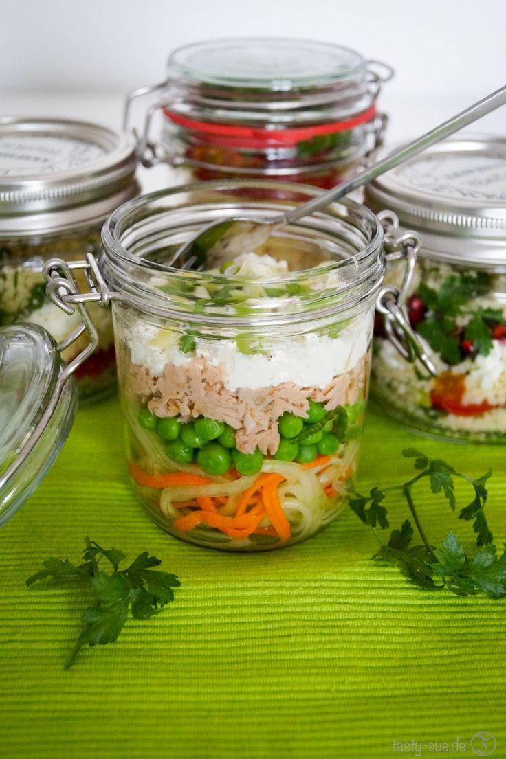 Mittagessen Im Glas Lunch To Go Die Zweite Rezepte
