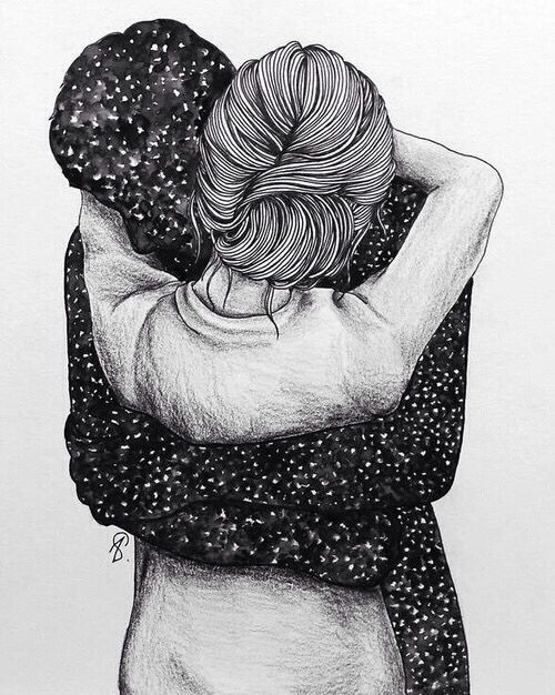 Never Let Me Go... Please Hug Me Tighter Than Before