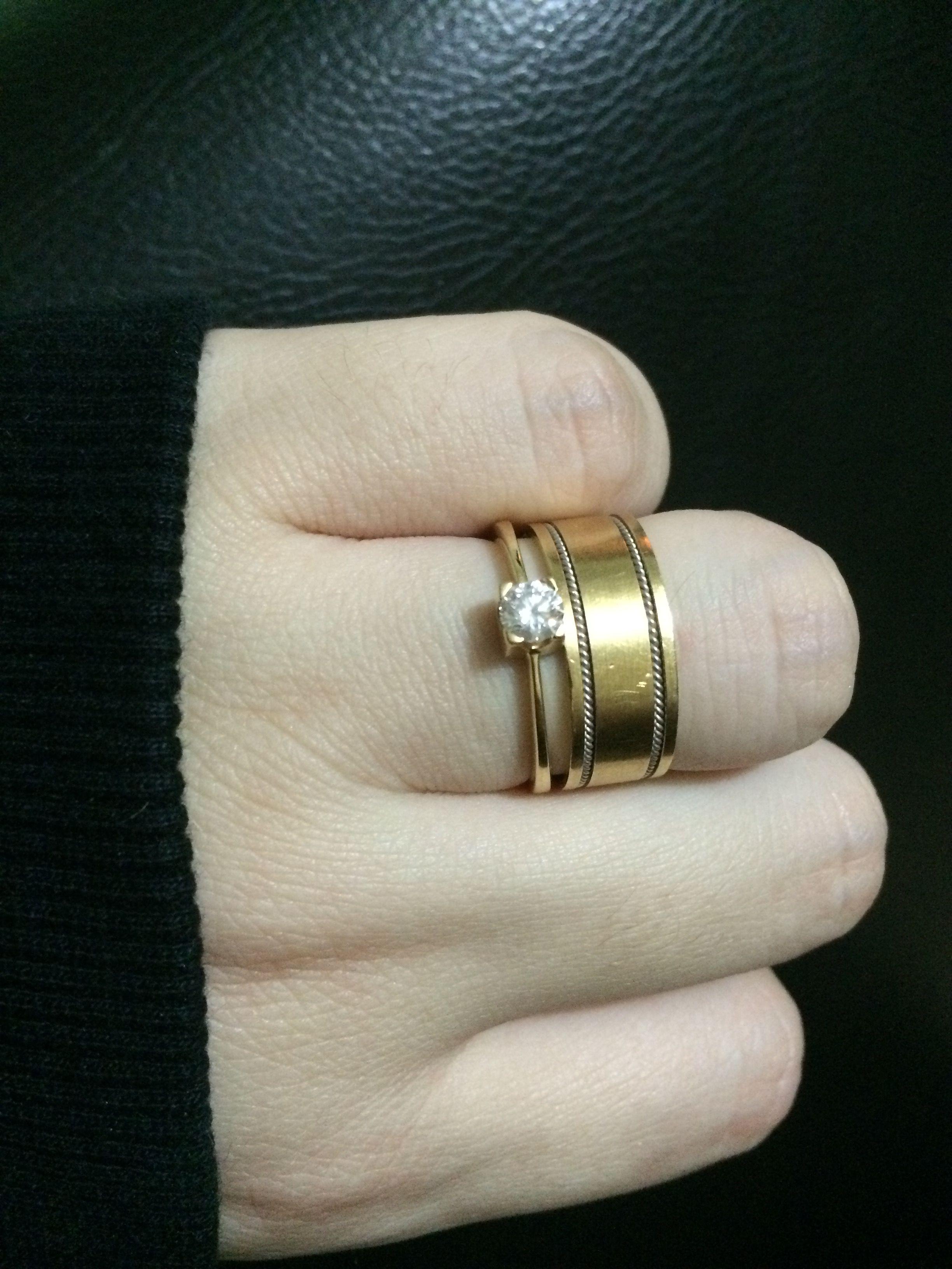 Solitário, gold, ouro, aliança, diamond