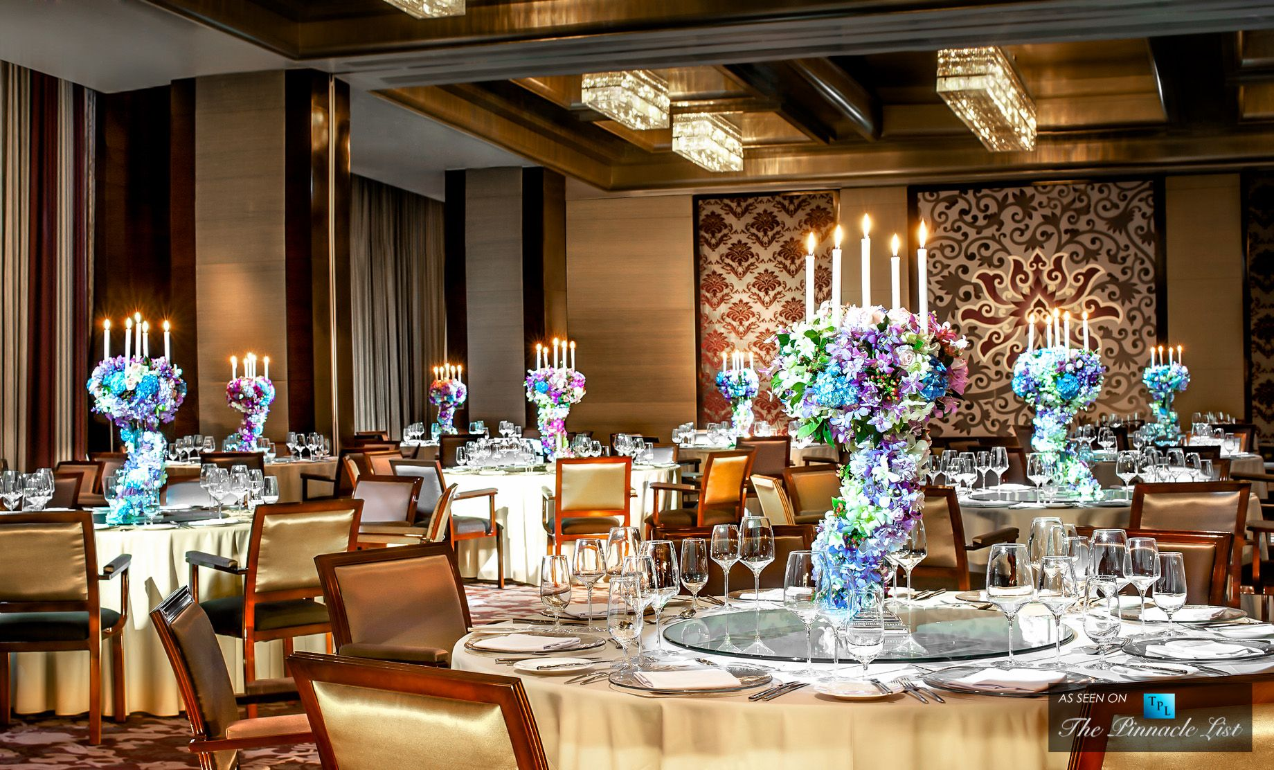 St regis luxury hotel bangkok thailand astor ballroom st regis luxury hotel bangkok thailand astor ballroom wedding setup junglespirit Gallery