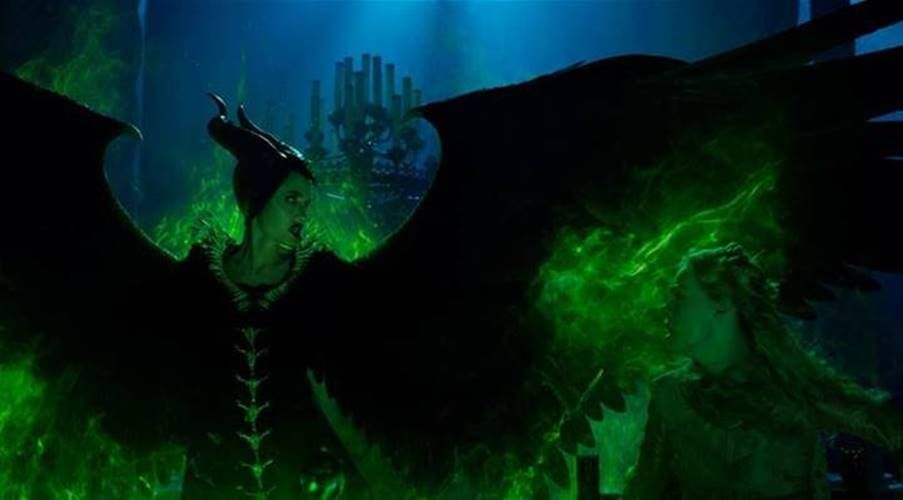 Home Entertainment Maleficent Mistress of Evil DVD review