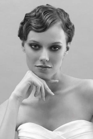 Vintage Short Hair Vintage Short Hair Finger Waves Short Hair Finger Wave Hair