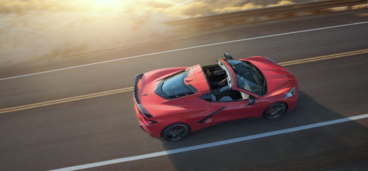 2020 Chevrolet Corvette Stingray Chevrolet corvette