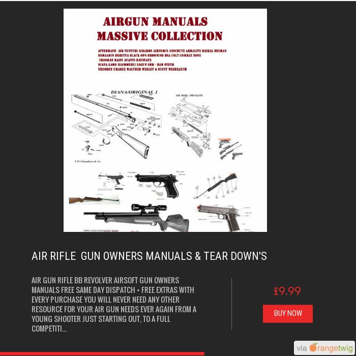 airgun air rifle pellet gun owner s manual s rifle crossman bsa smk rh pinterest com Car Owners Manual Operators Manual