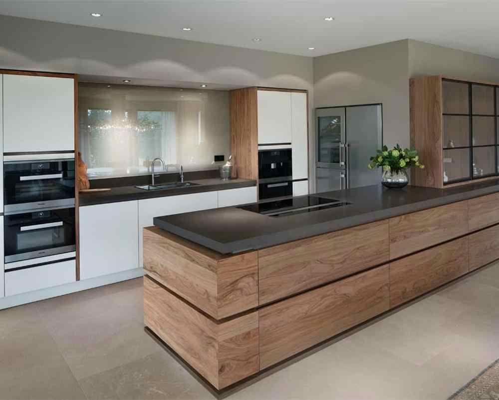 Pin On Modern Kitchen Cabinet Design