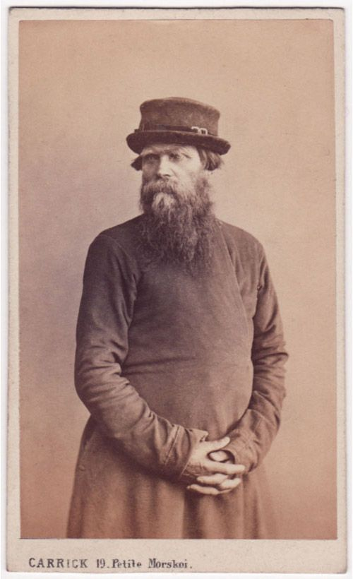 Извозчик? (horse-cab driver?)   Фотографии, Исторические ...  извозчик