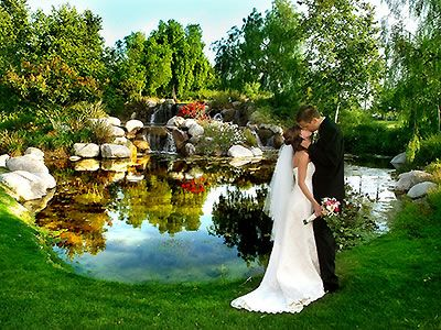 Coyote Hills Golf Club Orange County Wedding Location Fullerton
