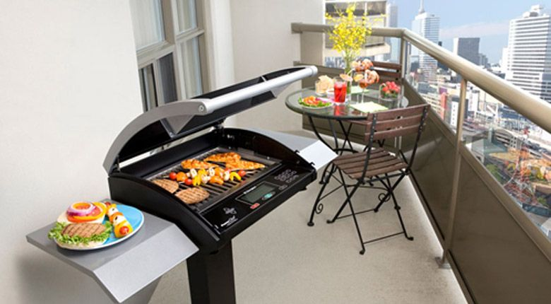 The 10 Best Electric Grills Balcony Grill Outdoor Electric Grill Outdoor Kitchen Grill