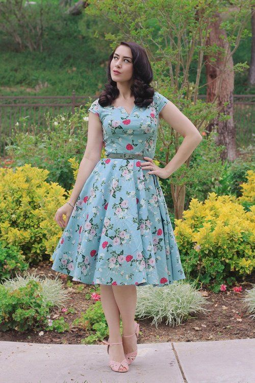 Bunny Belinda 50s Swing Dress 102 39 18258 20160212 3