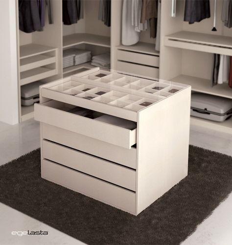Egelasta · OPEN VESTIDOR 221 · Mueble · Moderno · Madera · Armario