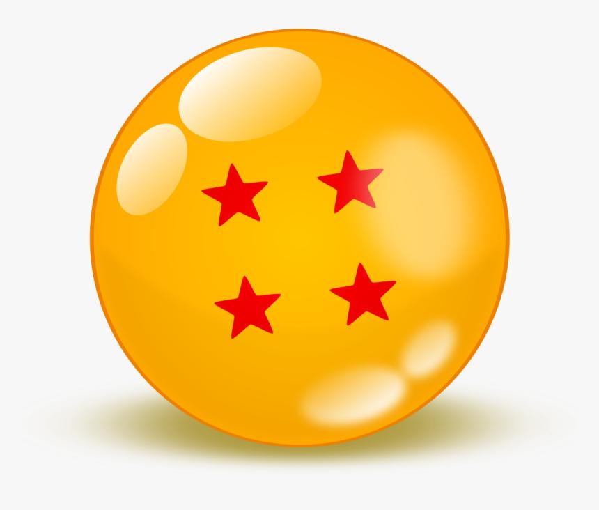 Dragon Ball Clipart 4 Star Bola Dragon Ball Z Png Transparent Png Is Free Transparent Png Image To Explore More Similar Hd I Dragon Ball Logo Dragon Dragon