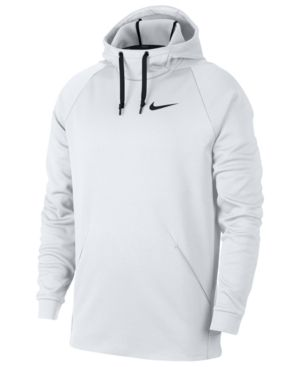 1e2ca3c3fedc Nike Men s Therma Training Hoodie - Blue S in 2019