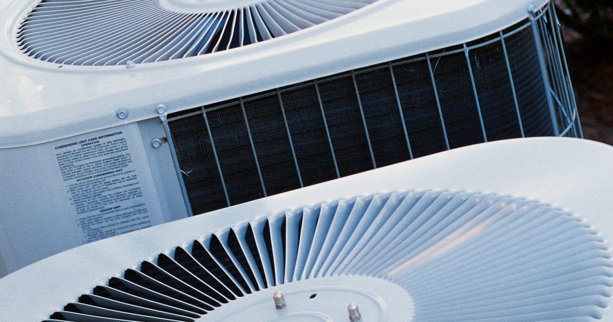 Cu nto refrigerante tiene un aire acondicionado for Cuanto gasta un aire acondicionado